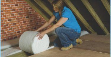 La scelta di isolante per pareti e tetti