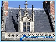 finestra sul tetto Dormer
