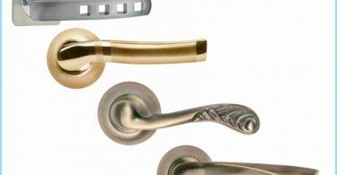 Installare le maniglie porte interne
