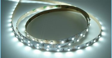Come si installa la striscia di LED sul soffitto