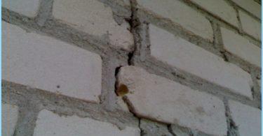 Noi rafforzare le fondamenta della vecchia casa