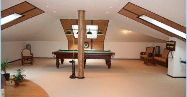 Progettazione e installazione di tetti tetto sistema mansarda