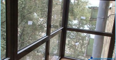 Come smalto balcone Krusciov