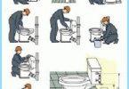 Come risolvere un gabinetto che scorre costantemente