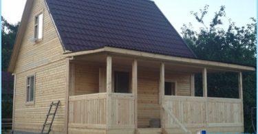 progetto bagno con una veranda sotto lo stesso tetto