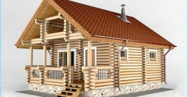 Progetti con bagno e terrazzo case