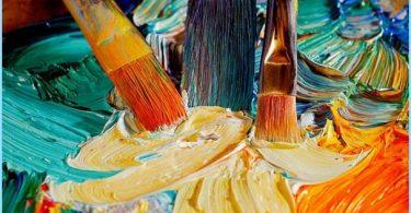 pittura ad olio 15 mA, 115 pF