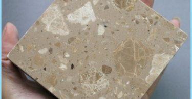 Qual è cemento polimerico, la sua composizione, il prodotto del polimero, monumenti arredamento