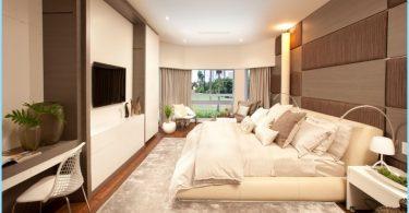 interni Camera da letto in stile moderno