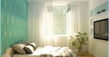 Progettare una camera da letto nel Krusciov