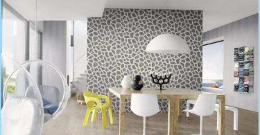 La progettazione di un soggiorno con angolo cottura 18 20 - Caldaia all interno dell appartamento ...