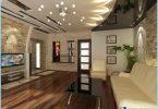 design del soffitto per il salotto
