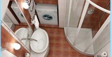Interni bagno combinata con doccia