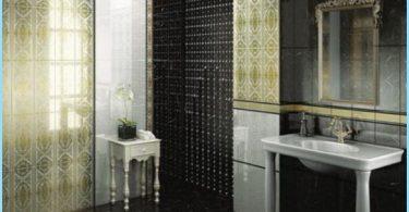 piastrelle russi per il bagno