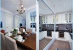 Cucina Studio 20, 18, 16 mq. m. - Design moderno ed elegante