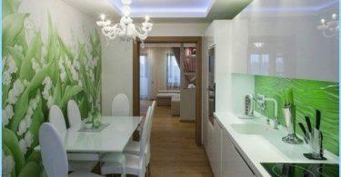 Foto muro in cucina, spazio in espansione