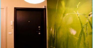 Foto parete del corridoio e il corridoio