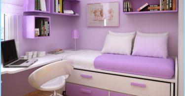 sala interna per le ragazze adolescenti