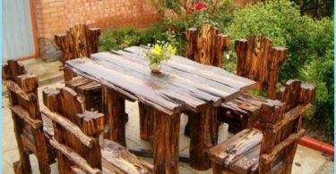 Come fare una tabella di cottage in legno