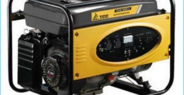 Come collegare il generatore alla home