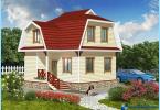 Rendere la terrazza sul tetto nella sola casa