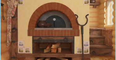 Il coperchio del forno in modo da non fessurato