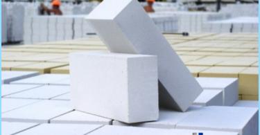 Mattone di silicato corpulento: la composizione e le caratteristiche