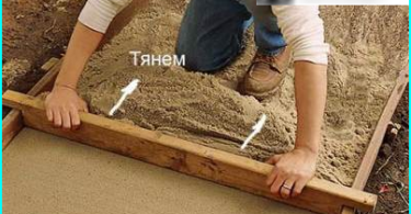 Come rendere le proprie mani rocciosi - schema di impianto e un esempio del dispositivo