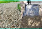 Tipi di recupero e bonifica del suolo di un sito giardino