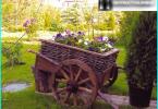 panca da giardino per dare le proprie mani - 6 progetti in immagini
