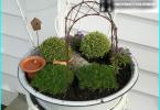 Come costruire una casa con giardino con le proprie mani dalla barra dal finlandese per la tecnologia +