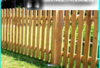 steccato in legno con le mani: sulla gestione della costruzione