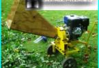 trituratore da giardino con le mani: le tappe principali del gruppo di costruzione