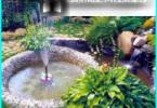 Fontana decorativa con le proprie mani nel paese e in giardino - istruzioni passo passo